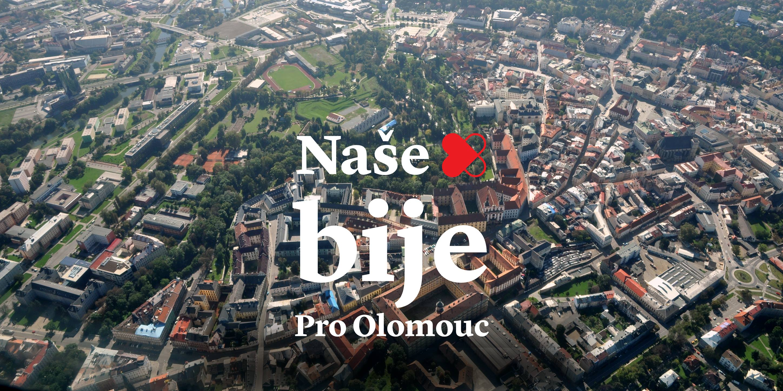 Naše Srdce Bije Pro Olomouc